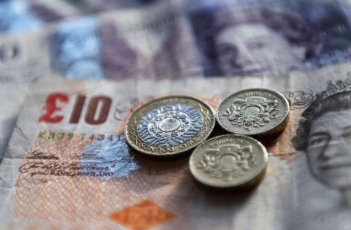 Wie der Pfund-Crash die Wirtschaft trifft
