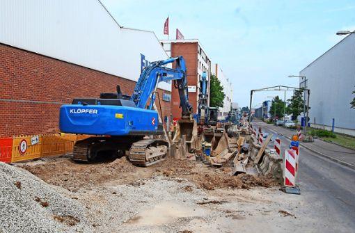 Hafenfirmen von Kanalbauarbeiten genervt