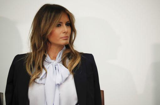 First Lady plant erste Reise nach Afrika
