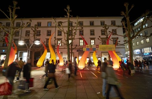 Shopping in Stuttgart bis 24 Uhr