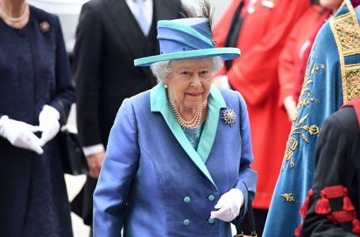 Wenn die Queen stirbt, ist alles  geregelt