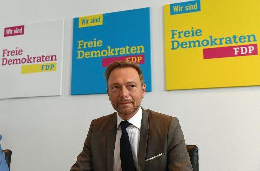 FDP kritisiert Ablauf der Sondierungsgespräche
