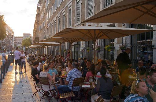 Stuttgart zelebriert den Sommer