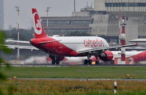 Air Berlin will trotz I Foto: dpa