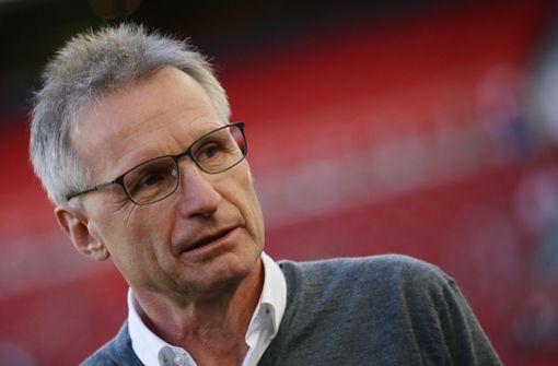 Sportchef Michael Reschke stützt Trainer Tayfun Korkut