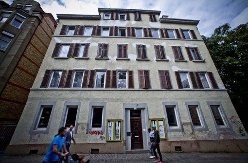 Der Westen als Stuttgarts Antwort auf Berlins Prenzlauer Berg? Das Westquartier an der Elisabethenstraße Foto: Peter Petsch