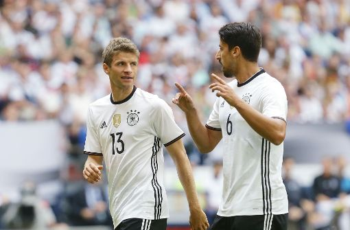 Khedira macht sich für FC-Bayern-Star stark