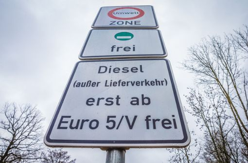 Kfz-Innung will mit Petition Fahrverbot stoppen