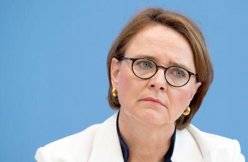 Die Integrationsministerin handelt richtig