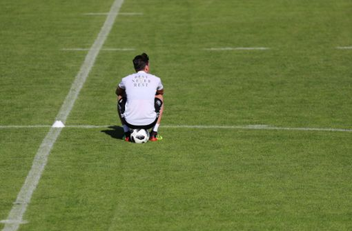 Die Debatte um den 29-jährigen Özil wurde während der Weltmeisterschaft in Russland schärfer geführt.  Foto: dpa
