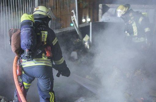 Mutmaßlichen Serien-Brandstifter gefasst