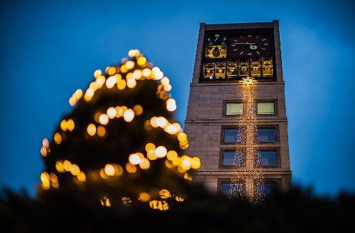 Hier gibt's den Baum für Weihnachten