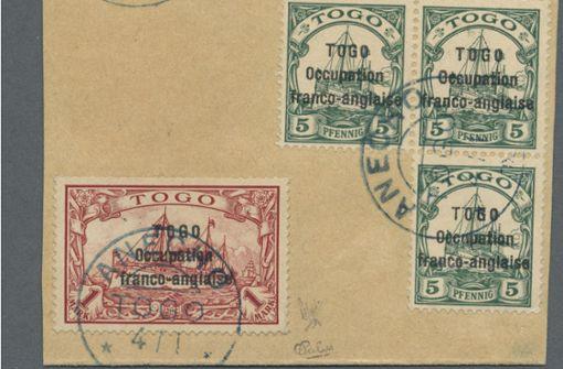 458 000 Euro für eine Briefmarke
