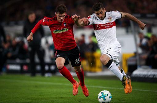 So könnte der VfB den SC Freiburg knacken