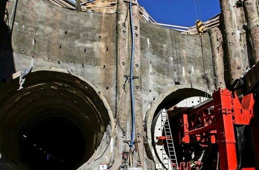 Bau an U 12 geht zügig voran