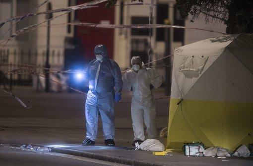 Eine Tote und mehrere Verletzte bei Messerangriff