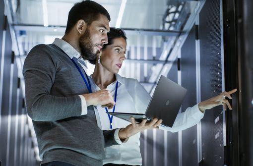 IT-Experten sind Mangelware