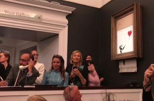 Pariser Auktionshaus wappnet sich für neuen Banksy-Coup