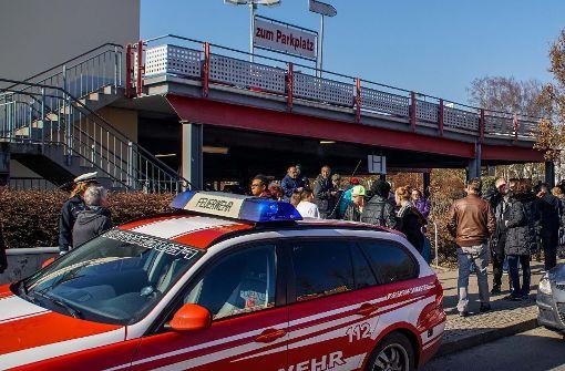 Kaufland-Filiale in Herrenberg geräumt