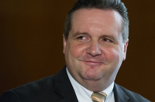 Stefan Mappus rät der CDU dringen von einer Koalition mit den Grünen ab. (Archivfoto) Foto: dpa