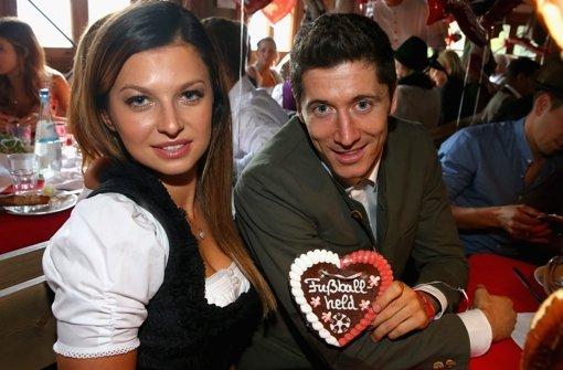Freundin Von Lewandowski