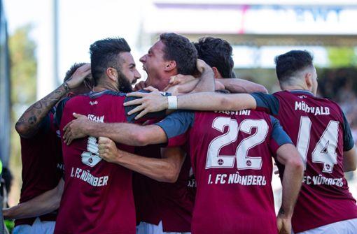 Rückkehr des 1. FC Nürnberg