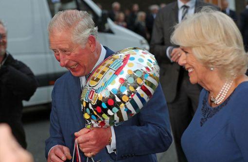 "Prinz Charles alias ""Opa Wales"""