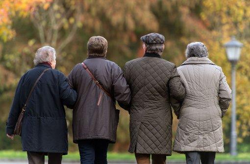 Rentner sollen 2017 mehr Geld bekommen