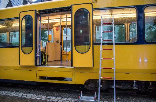 Elfjähriger von Stadtbahn erfasst und verletzt