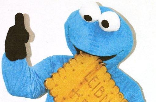 Der Dieb mit seiner Beute Foto: dpa