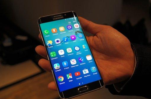 Samsung kündigt neues Flaggschiff an