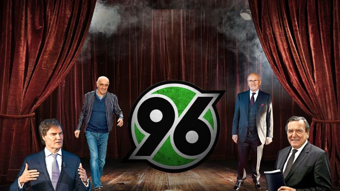 Großes Theater: Hannover 96