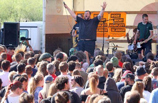 Erste Bands für Rock-Festivals benannt