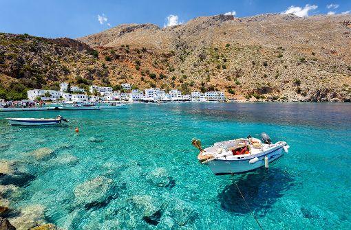 Die griechischen Inseln, allen voran Kreta, sind bei deutschen Urlaubern besonders gefragt. Foto: gorelovs - stock.adobe.com