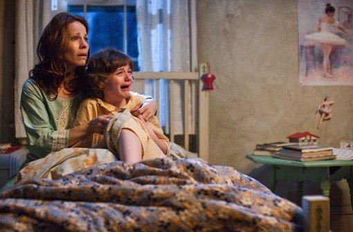 The Conjuring ist ein klassischer Gruselfilm, in dem lauert das Grauen immer im Kinderzimmer, ... Foto: Warner