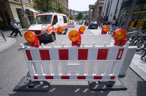 Auch Stuttgart rüstet sich gegen den Terror