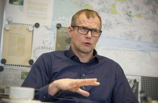 """""""Wer in Stuttgart achtlos Müll wegwirft, muss zahlen"""""""