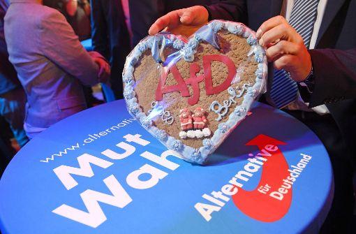 AfD-Erfolg beunruhigt die übrigen Parteien