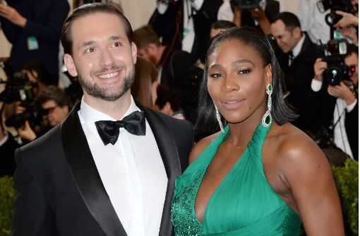 Serena Williams zum ersten Mal Mutter geworden