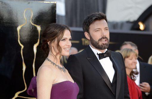 Ben Affleck und Jennifer Garner reichen Scheidung ein