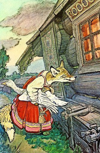 """""""Fuchs, du hast die Gans gestohlen..."""": Dieser Brutalo-Kinderlied-Klassiker stammt aus dem unerschöpflichen deutschen Volksliedschatz. Der Fuchs tut, was jeder anständige Predator im Tierreich tut: Er geht auf Beute. Schließlich muss er überleben und seine Brut füttern. Doch der futterneidische Jägersmann kommt mit der Flinte daher und schießt den Fresskonkurrenten brutal über den Haufen. Peng! Dass der Fuchs der Prototyp eines Anti-Veganers ist, spielt für Veganer offenbar keine Rolle. Tiere dürfen alles fressen, dem Menschen bleibt Tofu!         Foto: AKG/Yevgeny Rachyov"""