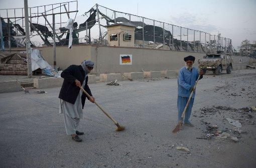 12500 Afghanen sind von Abschiebung bedroht