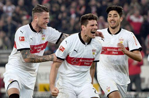 Mit dieser Aufstellung startet der VfB in Mainz