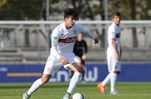 VfB-Talent vor dem Absprung nach Portugal