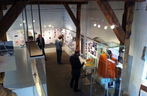 Ausstellung an Ostern geöffnet