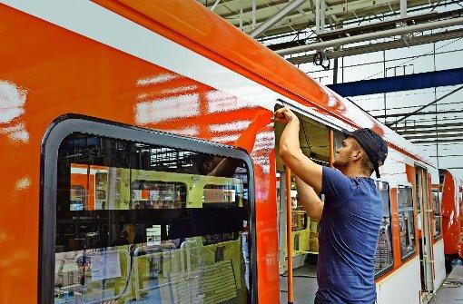Neue Züge im Südwesten sollen pünktlich starten