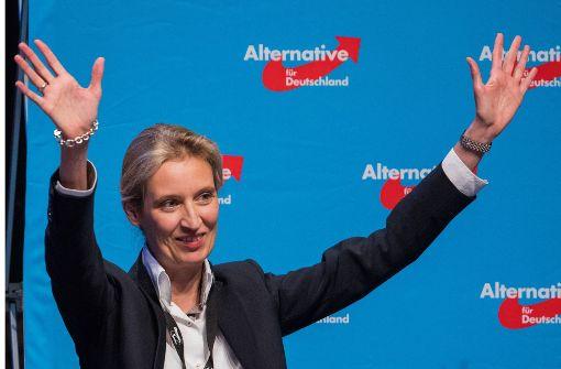 Die AfD-Frontfrau Weidel lebt der Schweiz