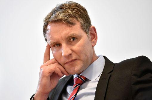 Vorstand beantragt Ausschluss Höckes