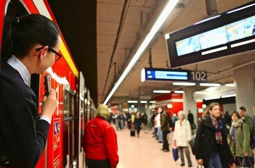 Region - Das sind S-Bahn und Windräder