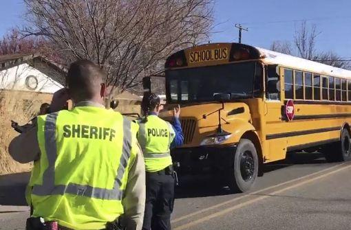 Schüler erschießt zwei Klassenkameraden